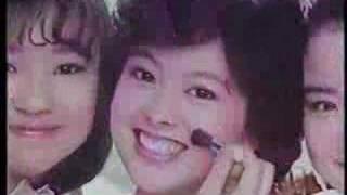 1985年春 沢口靖子 曲「シンデレラは眠れない」THE ALFEE.