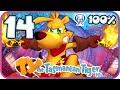 Ty the Tasmanian Tiger HD 100% Walkthrough Part 14 (PS4) Cass' Pass (Final Boss + True Ending)