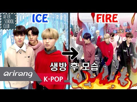 [AFTER SCHOOL CLUB] Stray Kids After the live show (스트레이 키즈 생방 후 모습) _ HOT!