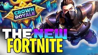 THE NEW FORTNITE on PS4! Realm Royale PS4 Gameplay - FREE Beta