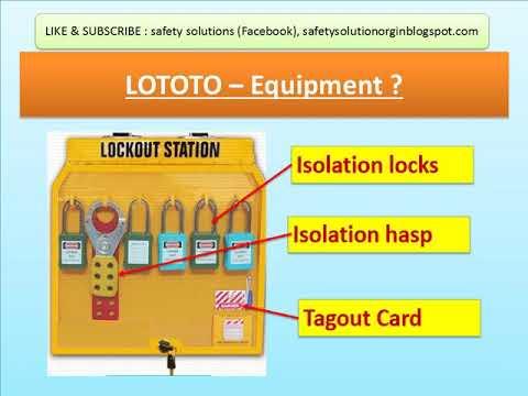 LOTOTO Equipment-Video 4