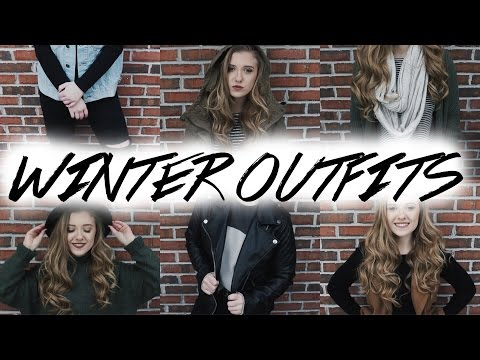 WINTER OUTFITS - Outfits Of The Week