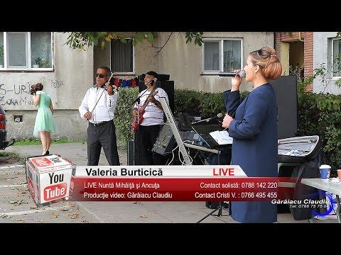 Valeria Burticica Live Hora Obiceiuri Muzica De Petrecere Nunta