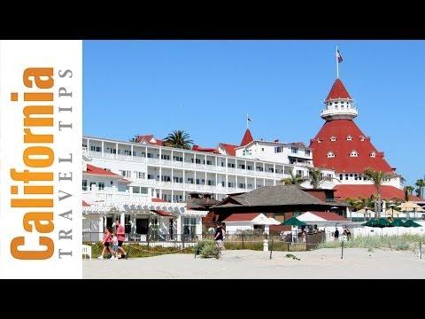 Hotel Del Coronado Review & Tour | San Diego Hotels | California Travel Tips