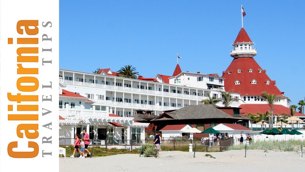 Hotel Del Coronado San Go Hotels California Travel Tips