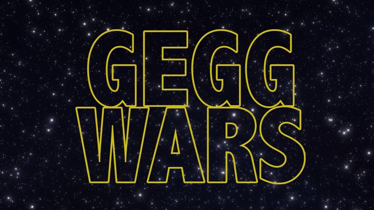 "Download ""GEGG WARS"" - Episode III   GEGGHEAD"