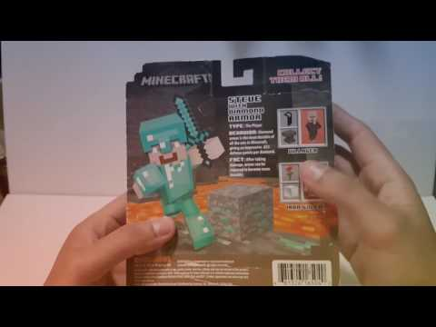 Minecraft Figuras Youtube Figuras Series2 Minecraft Completa Series2 orWCBdxe