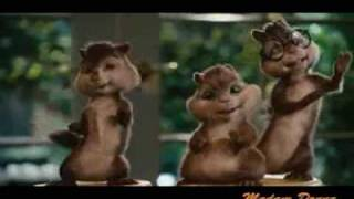 SUPER TROUPER CHIPMUNKS - MAMMA MIA!
