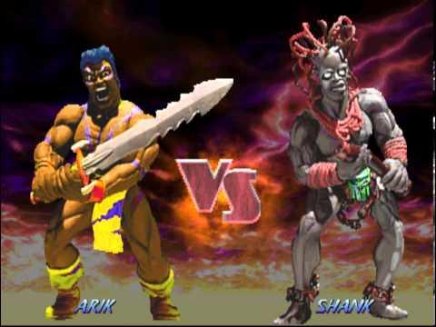 Primal Rage 2 Avatar (Human) VS Renders - YouTube