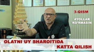#106 DOKTOR D: UY SHAROITIDA OLATNI KATTA QILISH 3-QISM