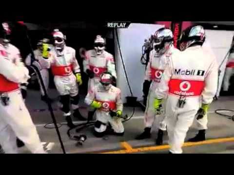 Goodbye Guy | Formula 1 2011 - British Grand Prix Silverstone