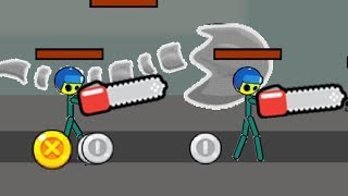 OMG! TA GRA JEST BOSKA! - Shooting Battle: Stickman Gunner Adventure