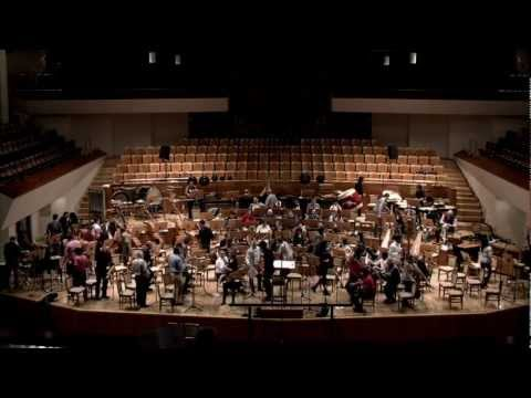 1st International Composition Competition - National Auditorium - BBVA Foundation (Documentary)
