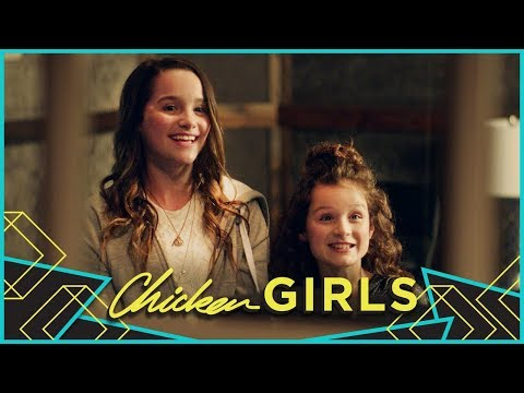 "CHICKEN GIRLS 2 | Annie & Hayden in ""Gone West"" 