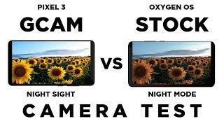 Pixel 3 GCAM Vs Oneplus Camera - Night Mode Test -  OnePlus 6