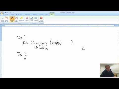 Accounting - Unit 6 - Part 1 - Inventory