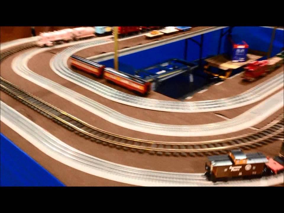 The Big Train Show Ontario Ca 6 1 2 2017
