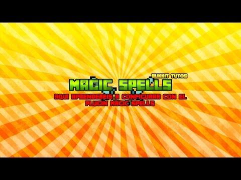 Magic Spells Plugin | INTRODUCCIÓN ( Bukkit, Spingot... )