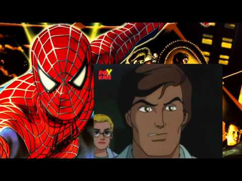 Spider-Man The Animated Series Full Episodes Season 1 (1967)