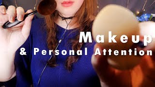 ASMR Cosmetics & Makeup with Personal Attention 💄🖌️