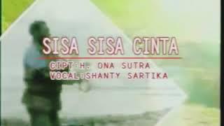 Shanti Sartika Clear audio: Sisa Sisa cinta