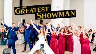 THE GREATEST SHOWMAN WEDDING FLASHMOB!