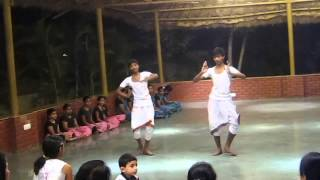 KUCHIPUDI Jathiswaram by students of Nishrinkala