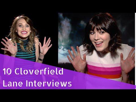 10 Cloverfield Lane Interviews - SURPRISE!