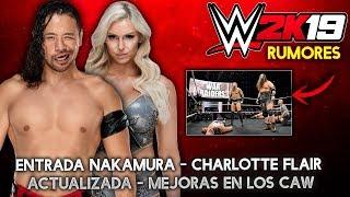 WWE 2K19: SERÁ MEJOR JUEGO QUE EL ANTERIOR? ENTRADAS Y SUPERSTARS ACTUALIZADAS!   Rumores