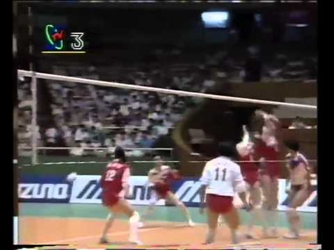 1993 Asian Women's Volleyball Championship SemiFinal ...
