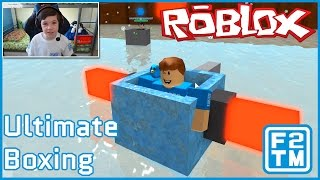 Roblox Ultimate Boxing (BATTLE OF THE BOXES!!!)