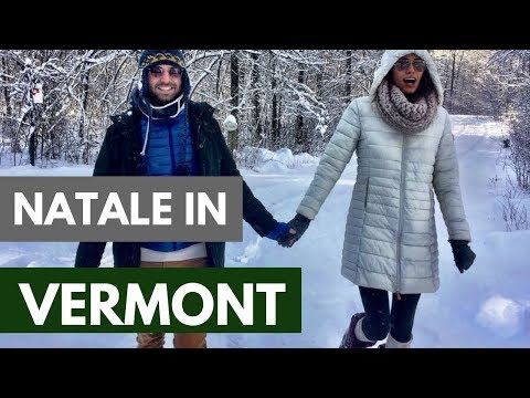 NATALE IN VERMONT | Vlog (CHRISTMAS IN VERMONT- eng sub)