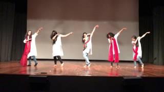 Hindi Day Part 9 - Hindi HL students  Bollywood Dance