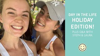 Day in the Life HOLIDAY EDITION! Plus Q+A!