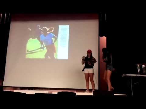 Wise Project Presentation - Isabella Duenas in Somers High School
