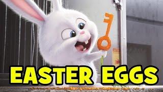 Baixar The Secret Life of Pets EASTER EGGS & SECRET CAMEOS – Minions, Despicable Me, Toy Story