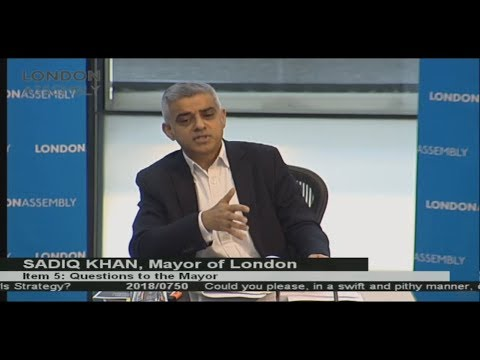 London Mayor Sadiq Khan GETS ANGRY When Confronted Over FGM
