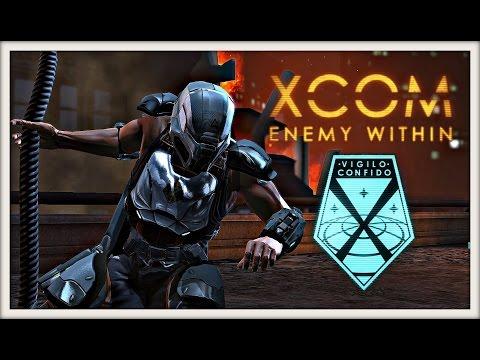 XCOM: Enemy Within - Classic Lone Wolf Ironman 1vs11