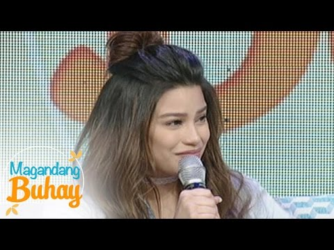 Magandang Buhay: Denise Laurel as a fighter