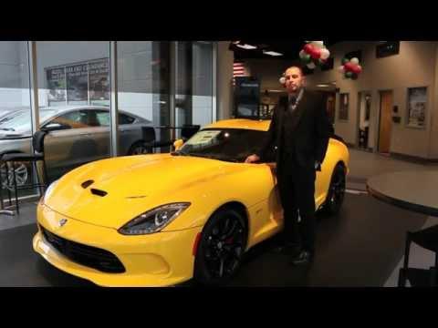 New 2014 Srt Viper Preview From Joe Machens Chrysler Dodge