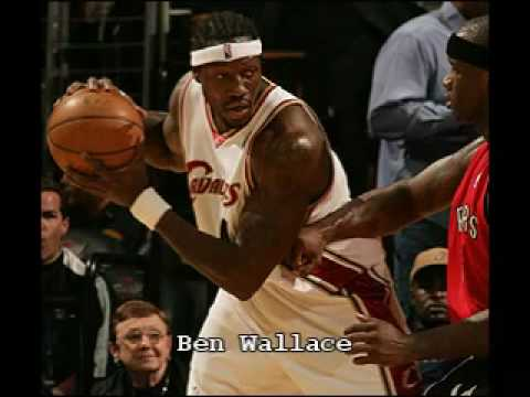 Cleveland Cavaliers 2008-2009 - Lebron James Dunks