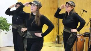 Como una guerrera - Danza thumbnail