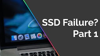 MacBook Pro SSD Failure? - Part 1 - Krazy Ken's Tech Misadventures