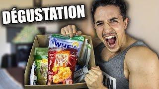 DÉGUSTATION !!!