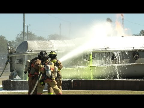 The Mayor's Hour   Tampa Fire Rescue Hazardous Materials Response Team