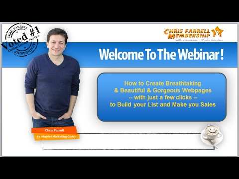 How To Create Amazing Webpages Using Lead Pages