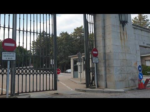 El Valle de los Caídos cierra sus puertas