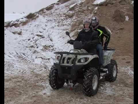 STELS ATV 500 GT