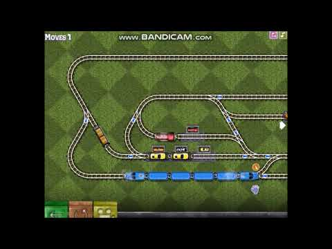 Railroad Shunting Puzzle 2 Gameplay #1