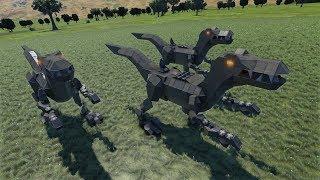 Velociraptor - Space Engineers